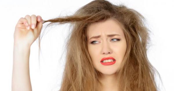 Merawat Dan Mengatasi Rambut Kering