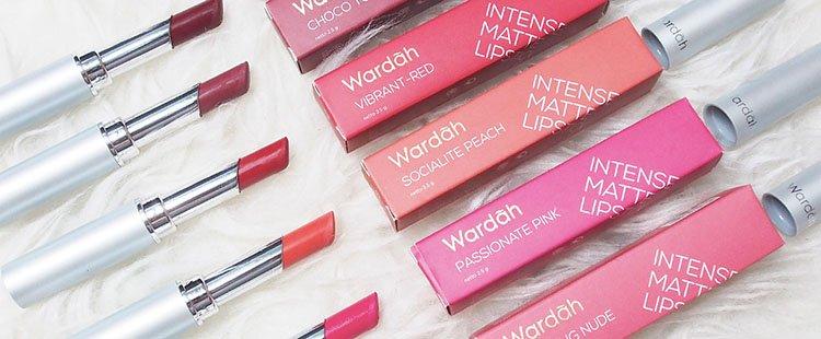 Mengenal Kelebihan dan Berbagai Pilihan Warna Lipstik Matte Wardah Berikut