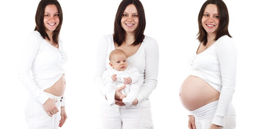 Menjadi Ibu Hamil Sehat Dengan Tips Berikut